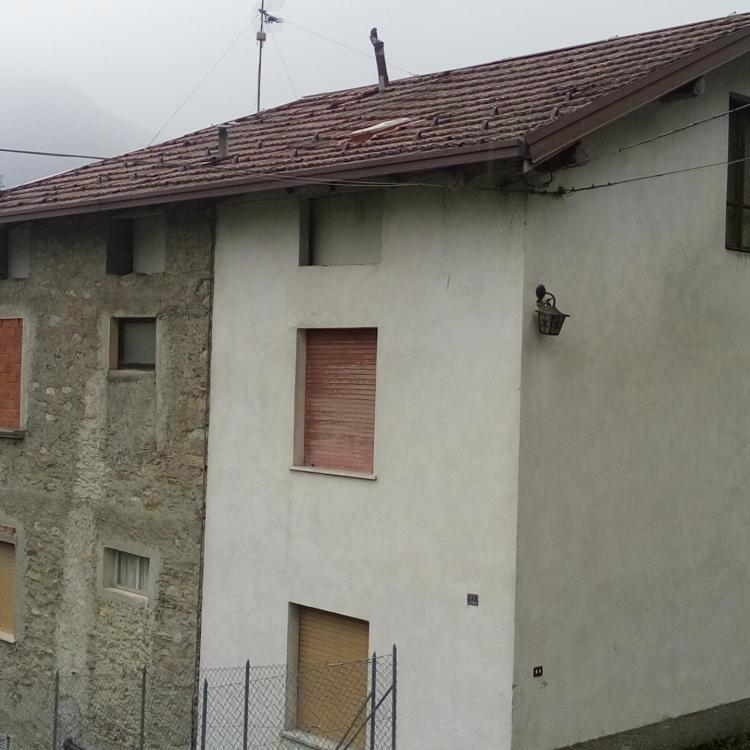casa con terreno a Berbenno di Valtellina