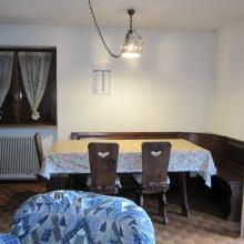 soggiorno appartamento in locazione Chiesa in Valmalenco via rusca
