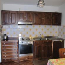 cucina appartamento in locazione Chiesa in Valmalenco via rusca