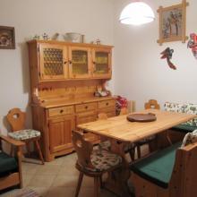 cucina appartamento locazione chiesa in valmalenco centro