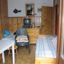 camera appartamento Chiesa in Valmalenco in locazione via rusca