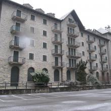 esterno appartamento chiesa in valmalenco Grand Hotel Malenco
