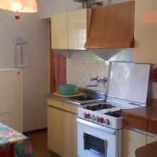 cucina appartamento in Caspoggio