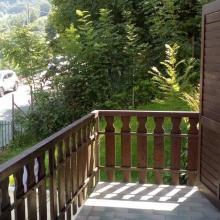 terrazzo appartamento in Caspoggio